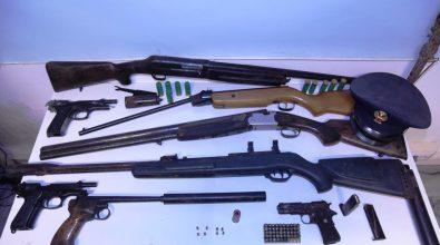 Detenevano armi e droga, due in manette a Condofuri