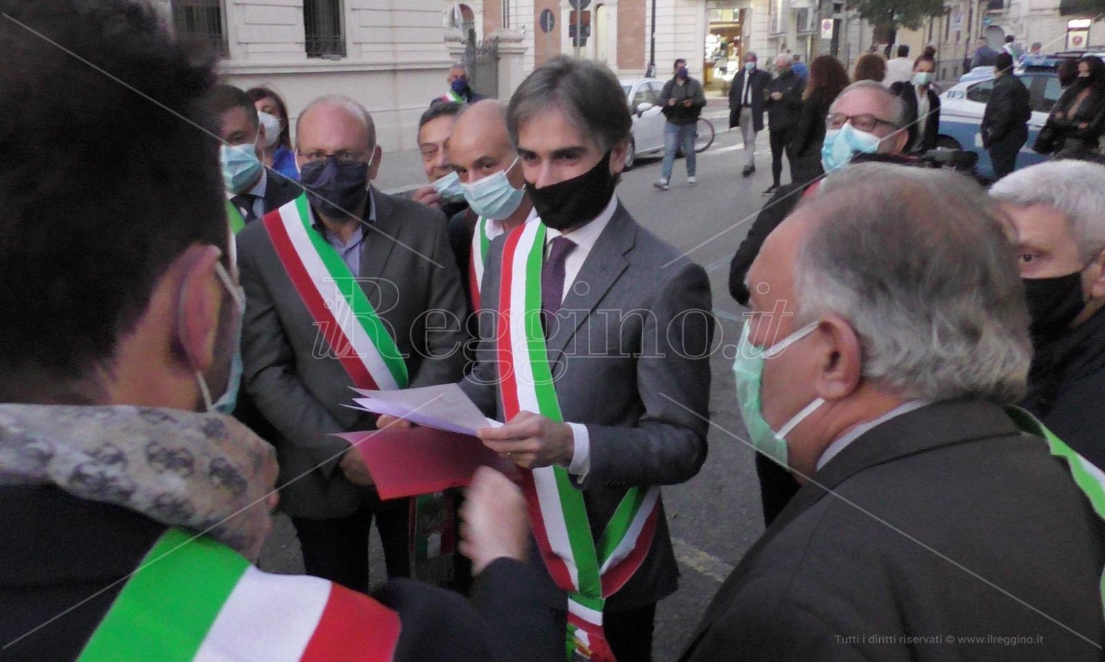 Commissario Sanità Calabria, il sindaco Falcomatà: «Nomina senza alcun coinvolgimento»