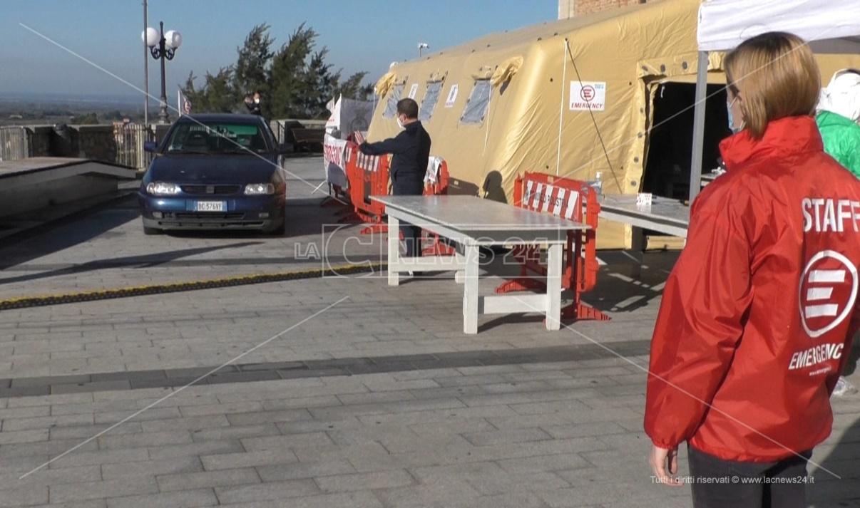 Coronavirus, a Polistena parte la collaborazione tra Comune ed Emergency
