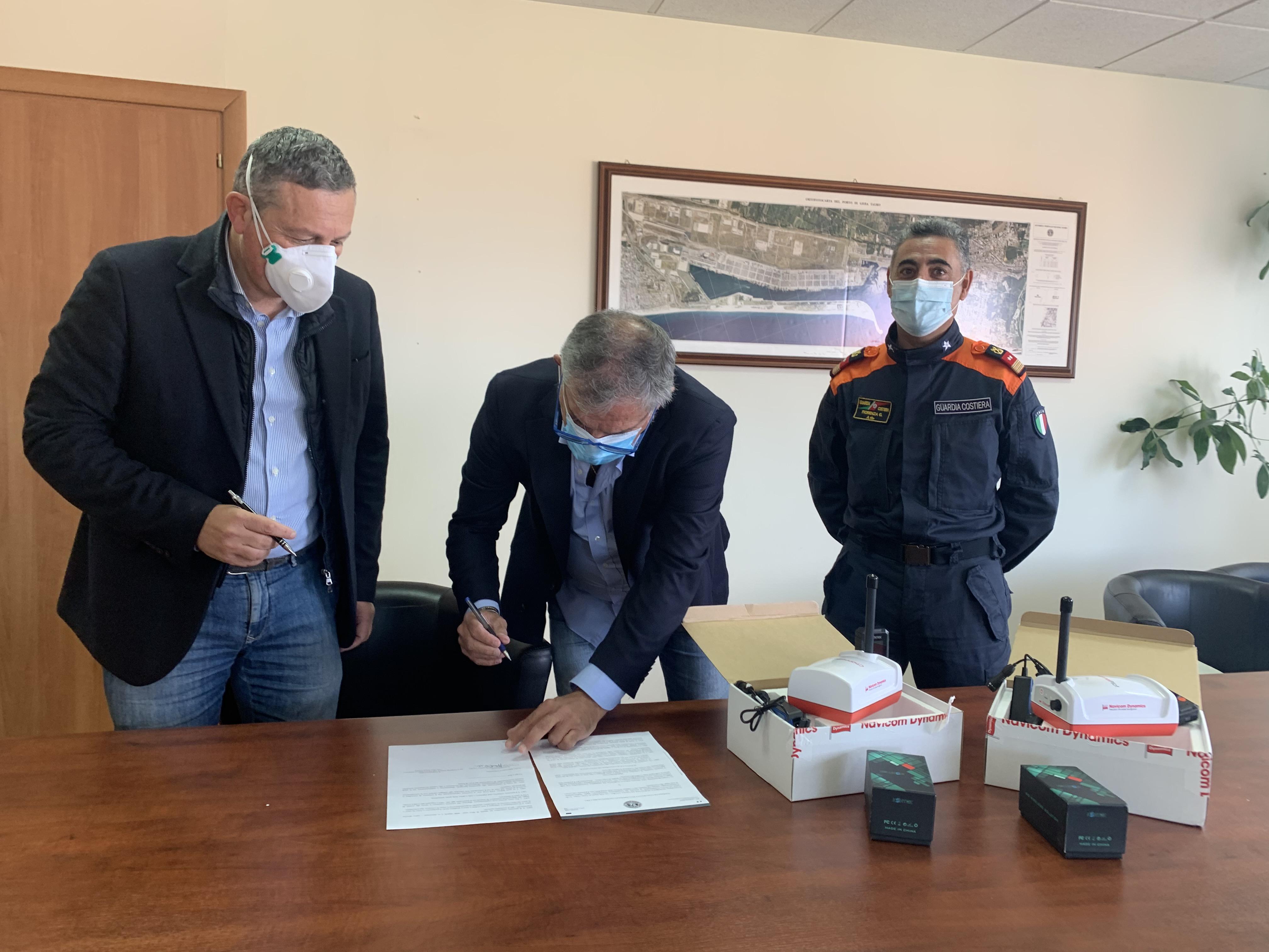 Autorità portuale di Gioia Tauro, acquistato nuovo sistema di rilevamento