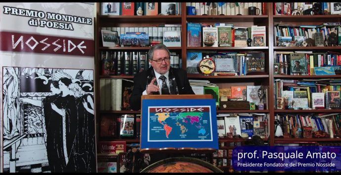 In due sul podio per l'evento finale del XXXV Premio Mondiale di Poesia Nosside