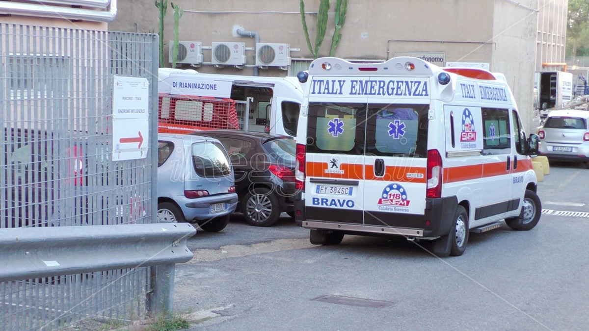Coronavirus Reggio Calabria, due decessi al Gom nelle ultime 24 ore