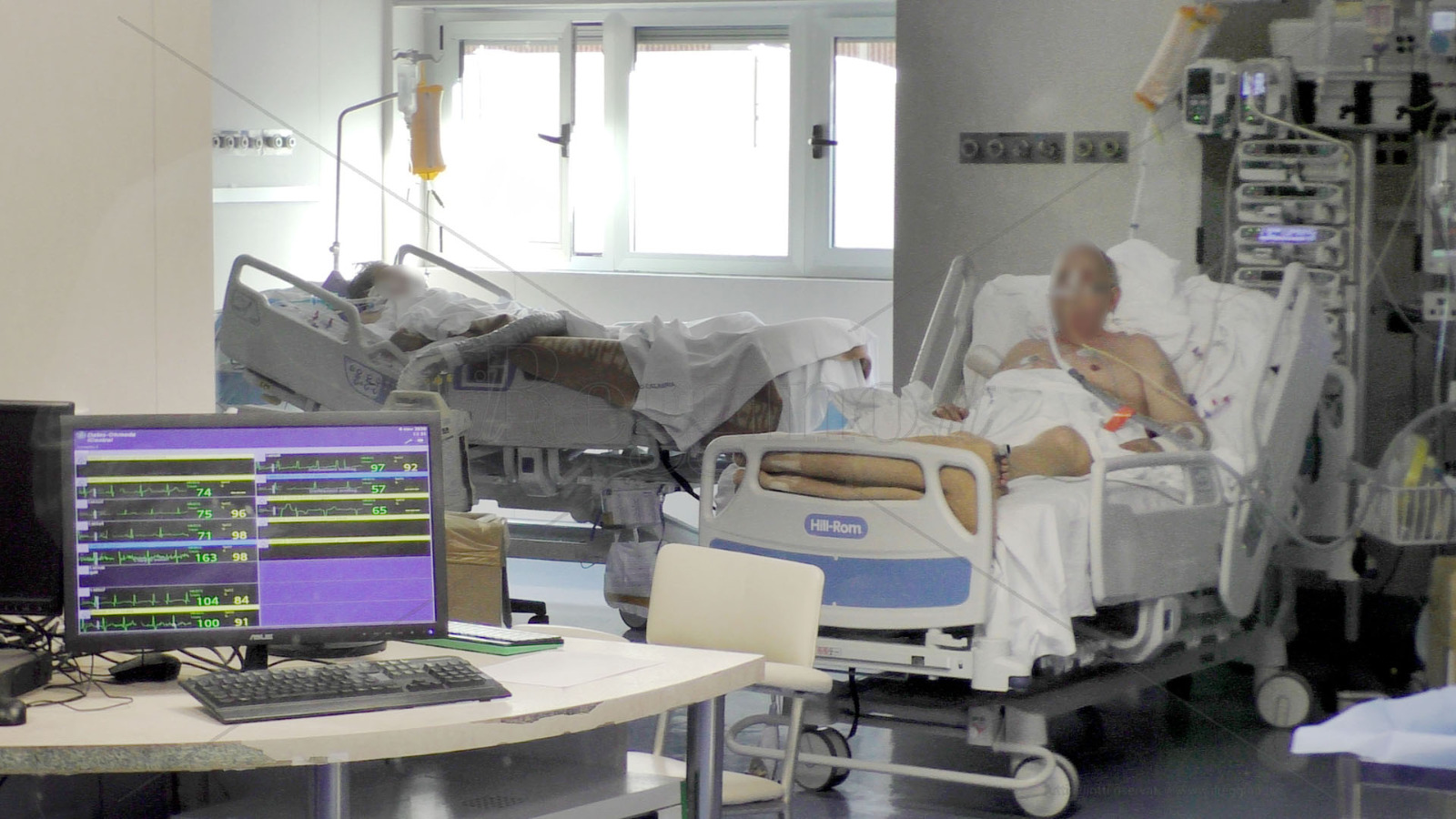 Coronavirus, superata anche in Calabria la soglia critica delle terapie intensive