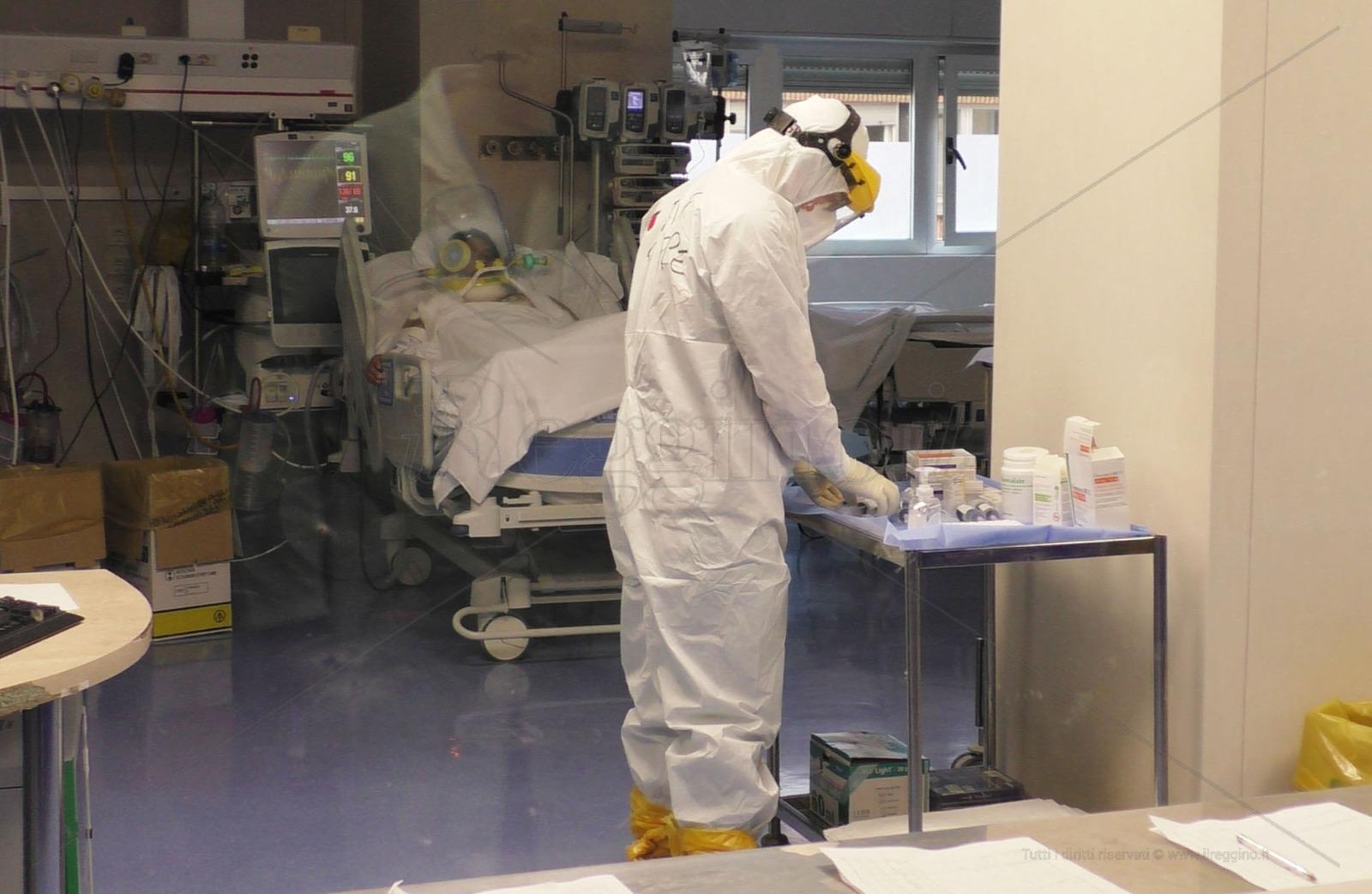 Coronavirus a Reggio Calabria, il Gom conferma due decessi