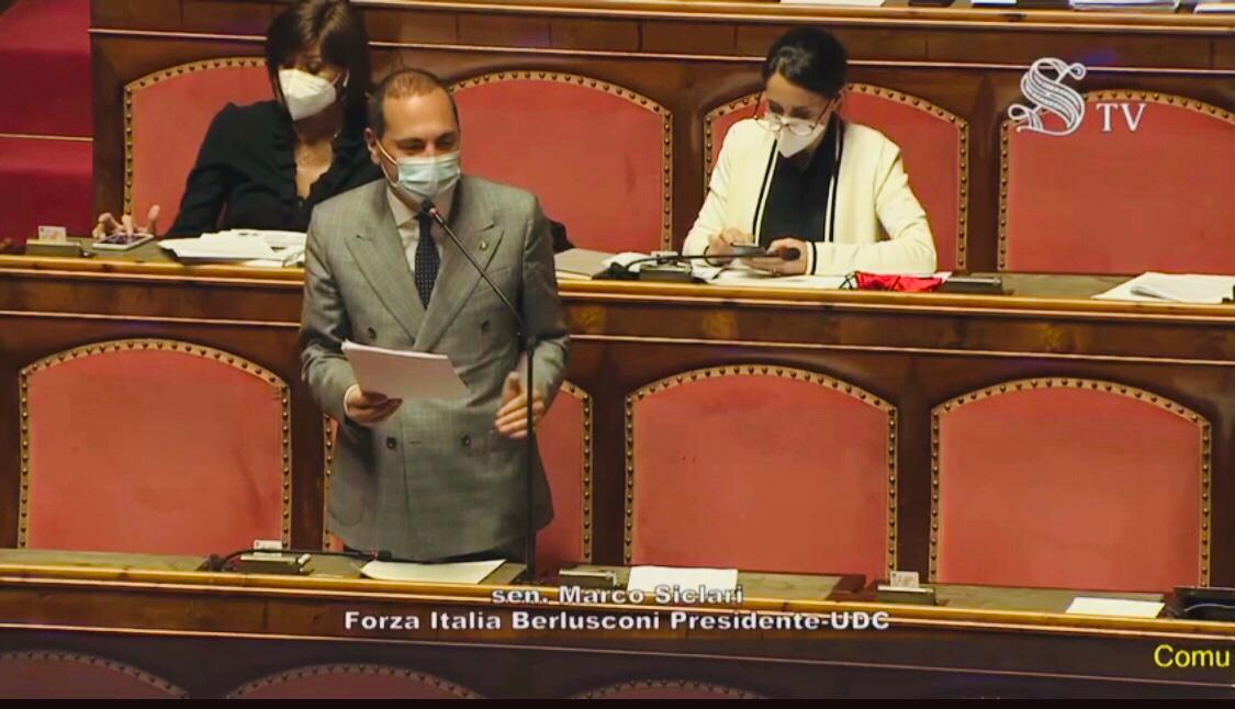 Coronavirus, Siclari: «Le proposte di Forza Italia condivise dal Gimbe»