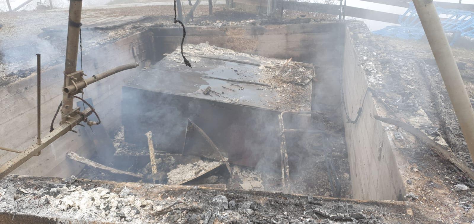 Incendio a Gambarie, Auteliano: «Trovare soluzioni idonee e rapide per il ripristino della seggiovia»
