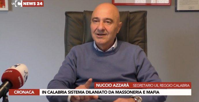 Sanità Calabria, parla Azzarà: «Indagare su 'Ndrangheta, massoneria e  connivenze a tutti i livelli»