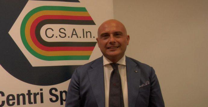 Sport, Amedeo Di Tillo eletto vicepresidente nazionale dello CSAIn per il prossimo quadriennio
