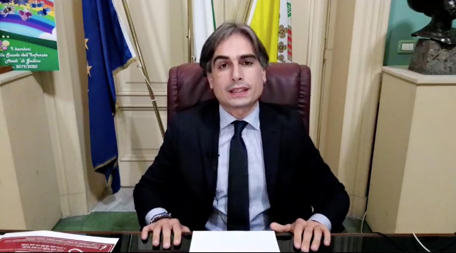 Coronavirus, scuole chiuse a Reggio Calabria. Falcomatà: «Decisione sofferta»