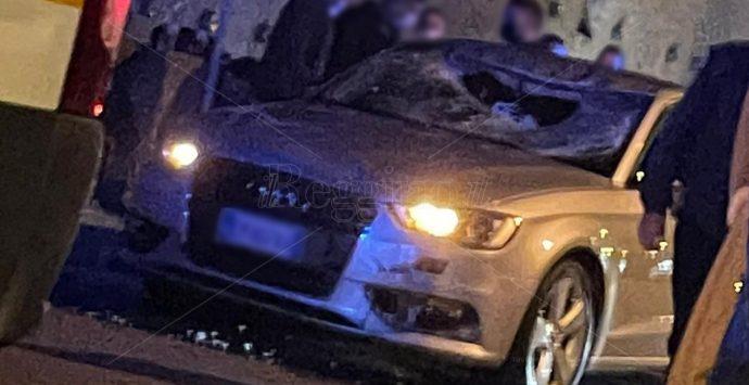 Drammatico incidente a Villa San Giovanni, scontro auto bici: 14enne ferito gravemente