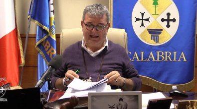 Regionali Calabria, non si voterà il 14 febbraio. L'annuncio di Spirlì