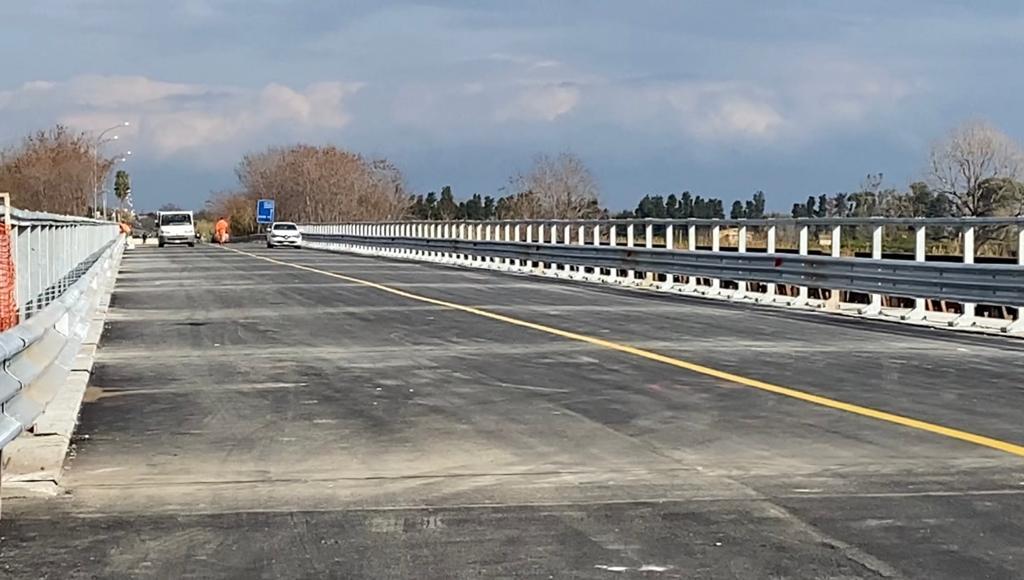 Ponte Allaro, martedì la cerimonia di riapertura