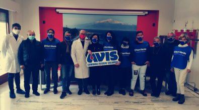 Continua con Avis la campagna di donazione del sangue di Fare Verde Reggio Calabria