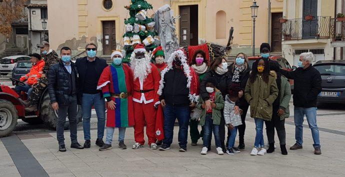 """Sant'Ilario dello Jonio, al via il progetto solidale """"Le strenne di Babbo Natale"""""""