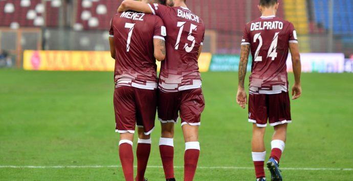 """La Reggina ci prende gusto. Cremonese piegata al """"Granillo"""": 1-0"""