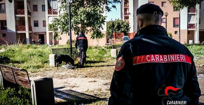 Rione Marconi, droga nascosta in uno zainetto: arrestati due coniugi