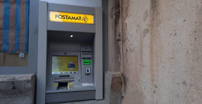 Monasterace, anche nel centro storico arriva il Postamat