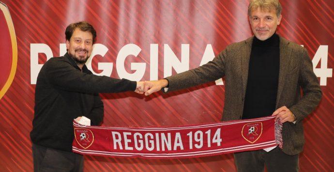 Reggina, Marco Baroni è il nuovo allenatore