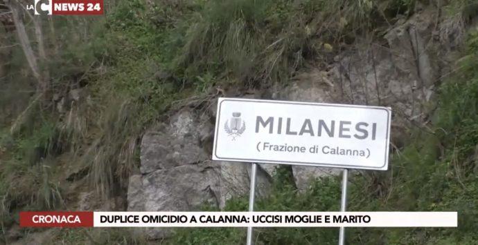 Duplice omicidio a Calanna, si esclude la pista 'ndranghetistica. Indagini sulla vita privata delle vittime