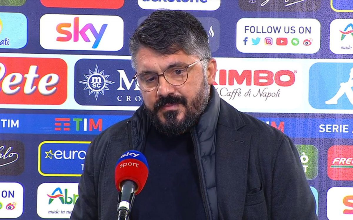 Rino Gattuso, scoperto il mistero della benda all'occhio: «Ho la miastenia»