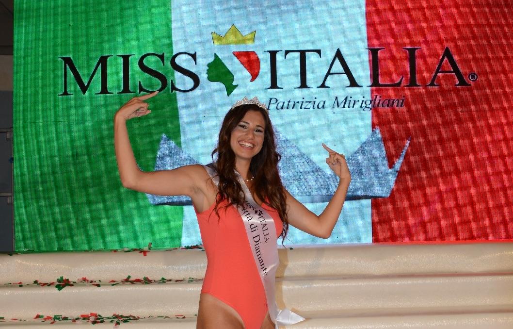 Miss Italia 2020, la Calabria in corsa con la reggina Francesca Tiziana Russo