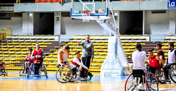 Basket in carrozzina, Cugliandro: «Abbiamo una grande responsabilità»