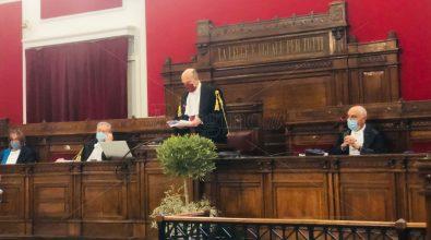 Anno giudiziario, Gerardis: «Esiste una questione morale, i magistrati facciano autocritica»