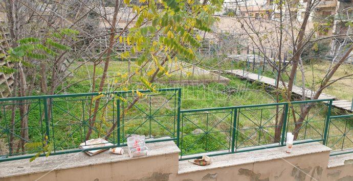 Area Griso Laboccetta, un tempio sacro dell'antica Reggio lasciato ai vandali e all'incuria