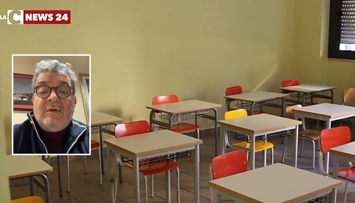 Scuole Calabria, anche il Consiglio di Stato boccia Spirlì: elementari e medie restano aperte