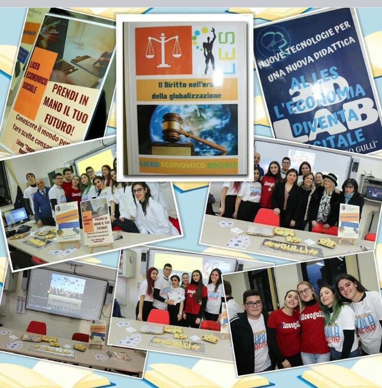 Open day online al liceo Tommaso Gulli di Reggio Calabria