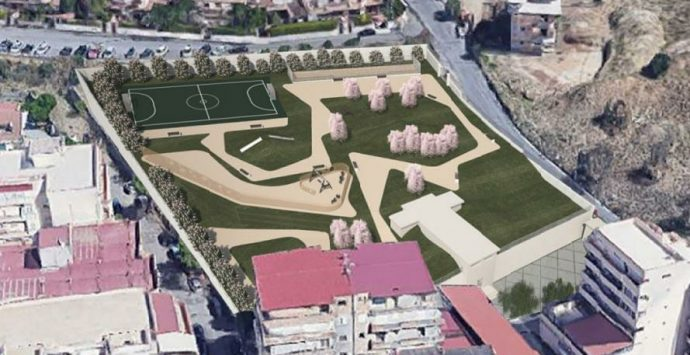 In contrada Maldariti nasce un nuovo parco urbano