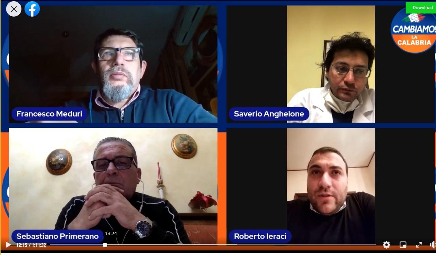 """Turismo nella Locride, forum online di """"Cambiamo"""""""