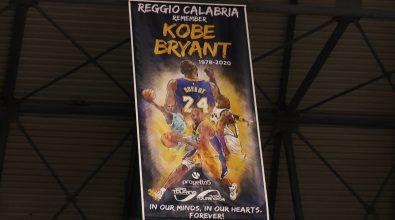 Basket, al PalaCalafiore un manifesto nel ricordo di Kobe Bryant