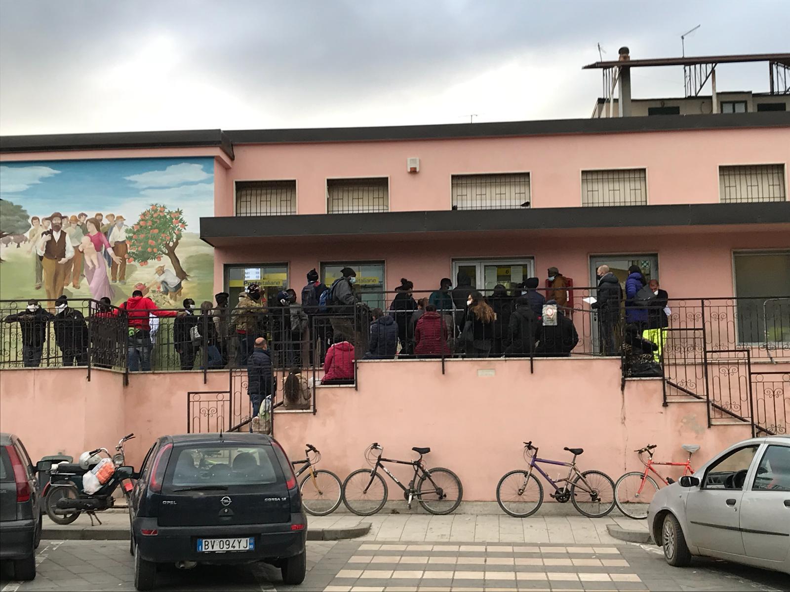 Rosarno, Saccomanno: «Situazione migranti insostenibile»