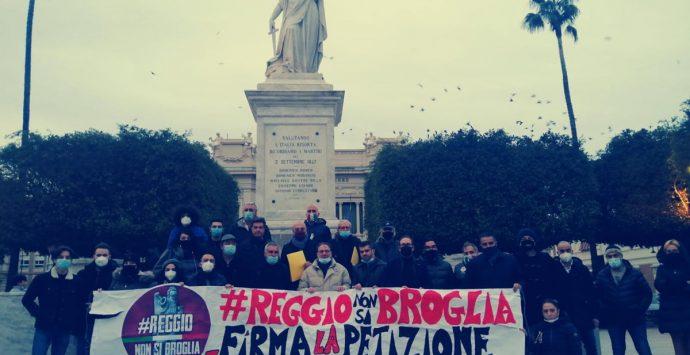 """Brogli elettorali, """"Reggio non si broglia"""": «La Scopelliti richiama all'etica ma non contestualizza il caso»"""