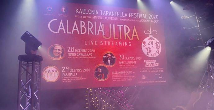 Caulonia, esperimento riuscito per il festival in streaming