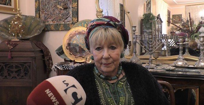 Reggio dimentica Miriam, artista ebrea che manda messaggi di pace al mondo
