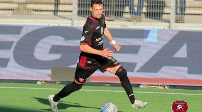 Calcio, la Reggina cede Gabriele Rolando al Bari