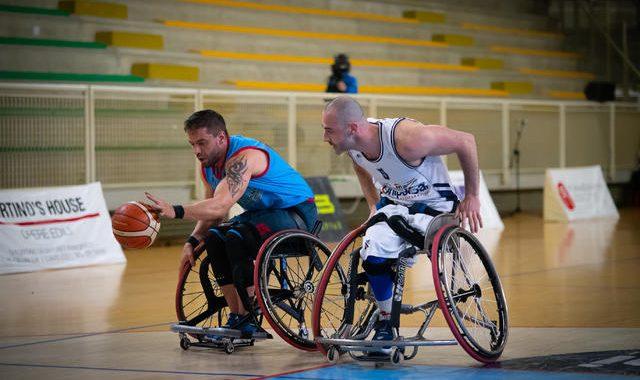Basket in carrozzina, sconfitta a testa alta per Reggio Calabria