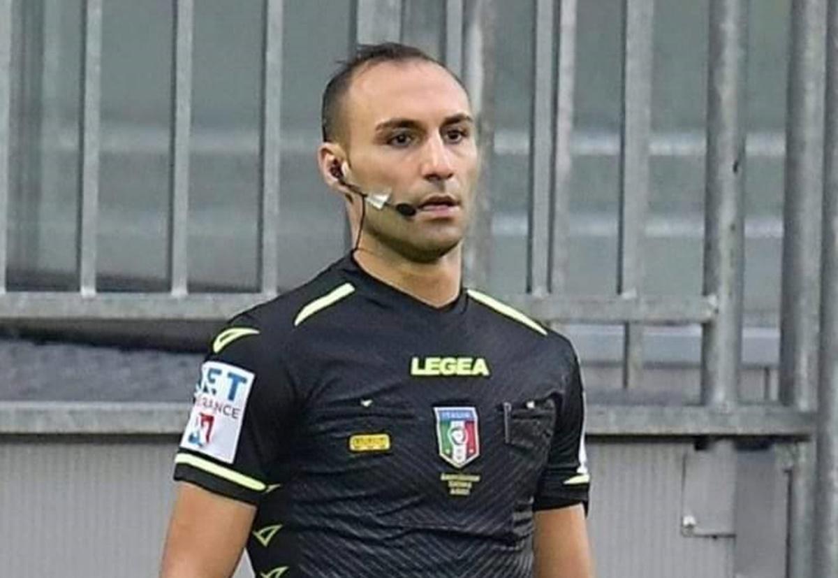 Calcio, gli auguri del sindaco Falcomatà a Gaetano Massara, l'arbitro reggino che ha esordito in serie A