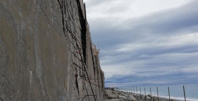 Melito Porto Salvo, Crea: «Messa in sicurezza muro contenimento stazione ferroviaria»