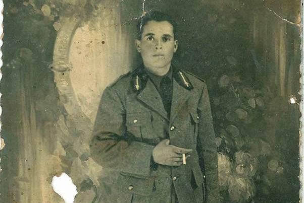 Medaglia d'onore al carabiniere di Varapodio internato nei lager nazisti