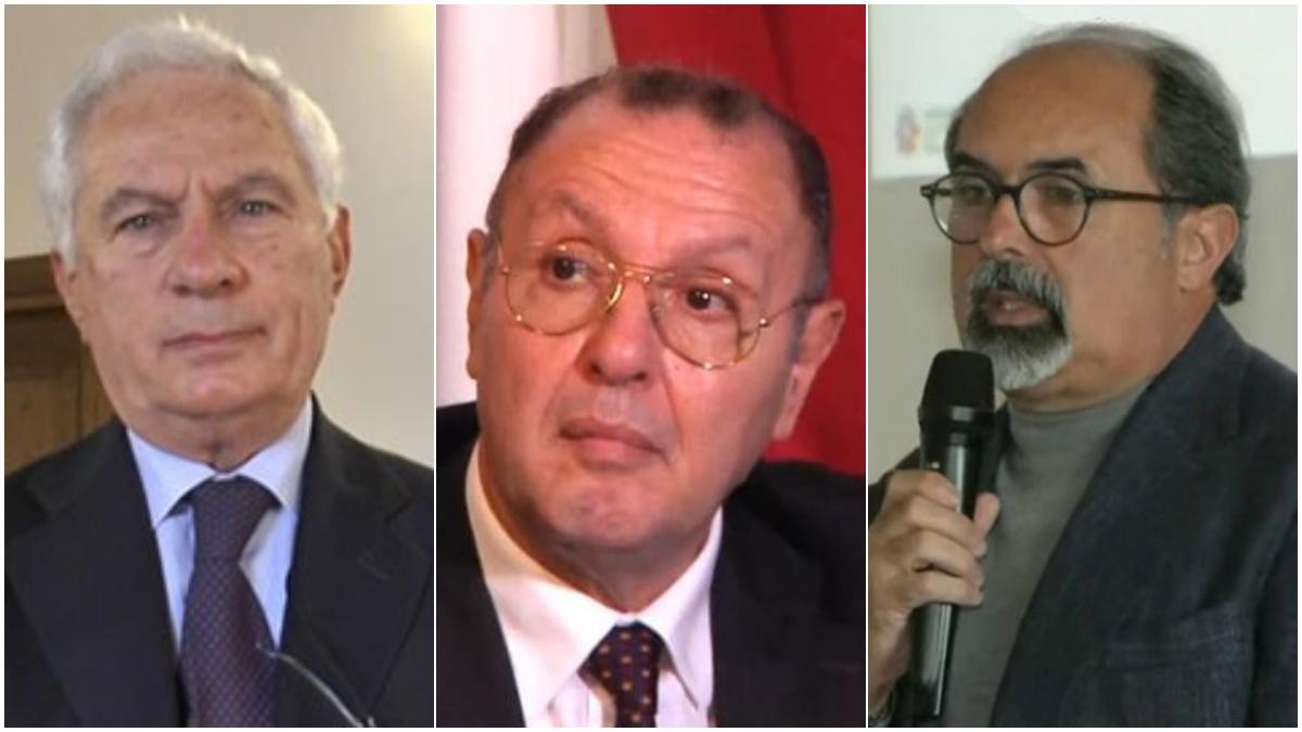 Asp, Belcastro, Scura e Cotticelli interdetti dai pubblici uffici