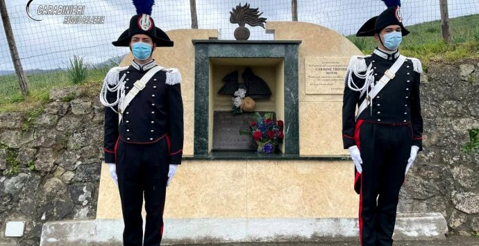 San Luca, 36 anni fa l'omicidio del brigadiere Carmine Tripodi