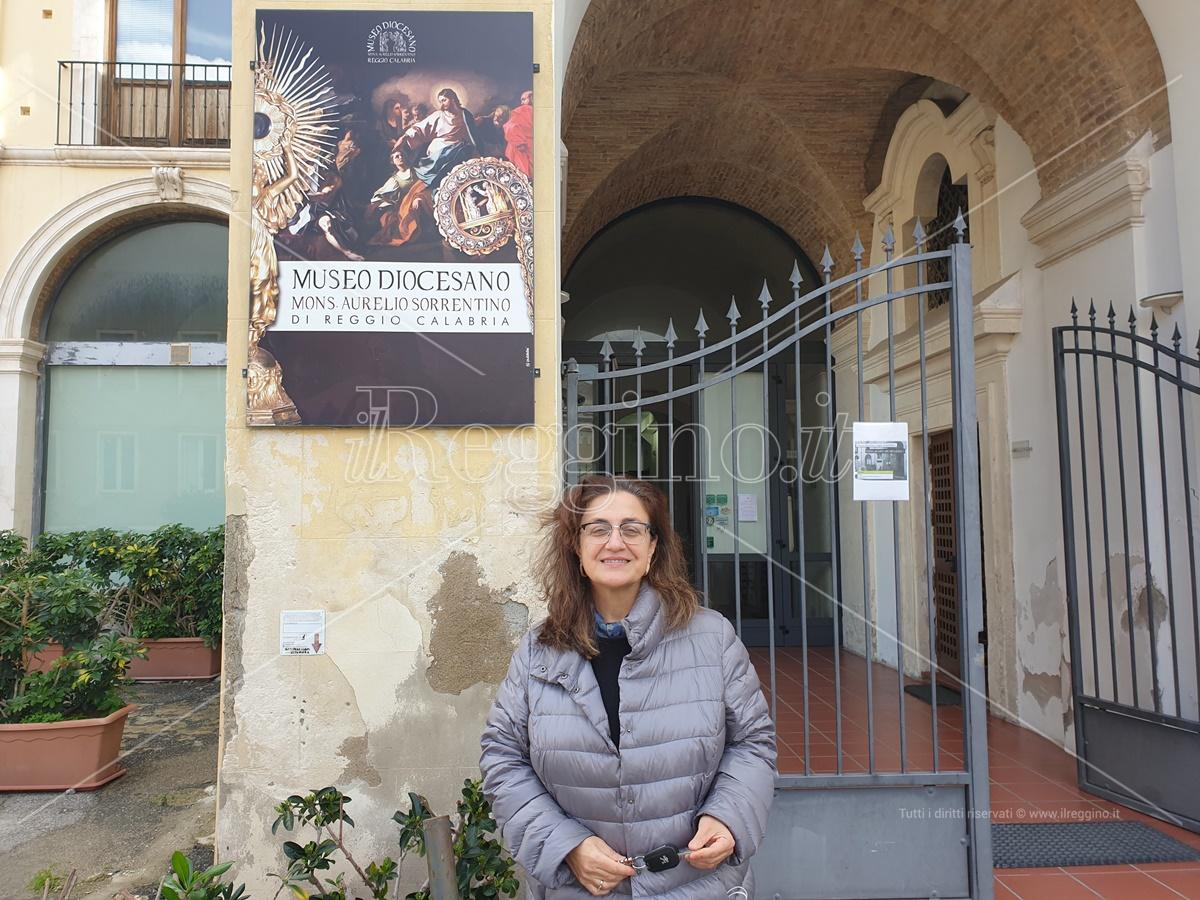 Lucia Loiacono eletta vicepresidente dell'associazione dei Musei ecclesiastici italiani