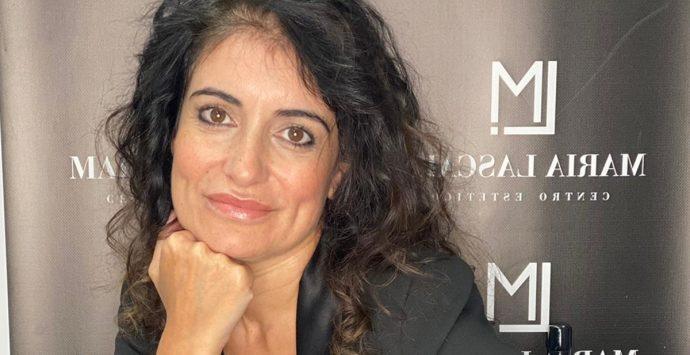 Al Festival di Sanremo: Maria Lascala, una reggina che trucca i vip
