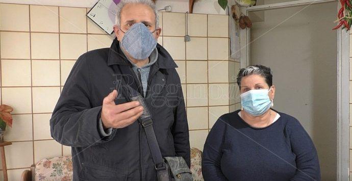 A Ciccarello, famiglia con malato grave da anni in attesa del cambio alloggio