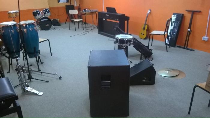 Pellaro, la pandemia non ferma il laboratorio musicale contro il razzismo