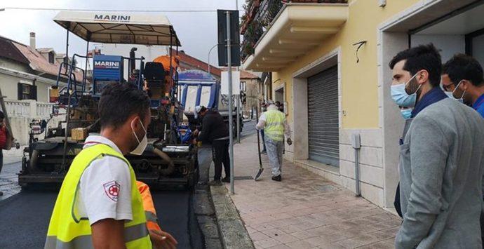 Palmi, restyling delle strade: ecco il calendario dei lavori