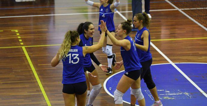 Volley Reghion, sconfitta di misura in trasferta contro Aragona è 3-2